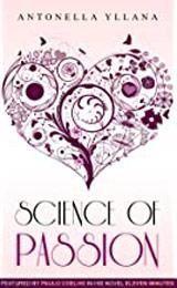 capa do livro 'Science os Passion' de Antonella Yllana