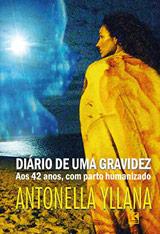 capa do livro 'Diário de uma gravidez' de Antonella Yllana
