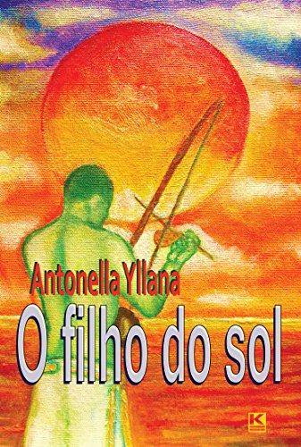 capa do livro 'O filho do sol' de Antonella Yllana