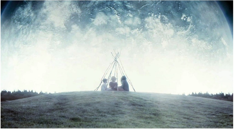 "photo from the movie ""Melancholia"""